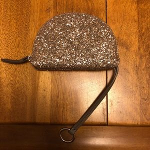 Banana Republic Glitter Clutch